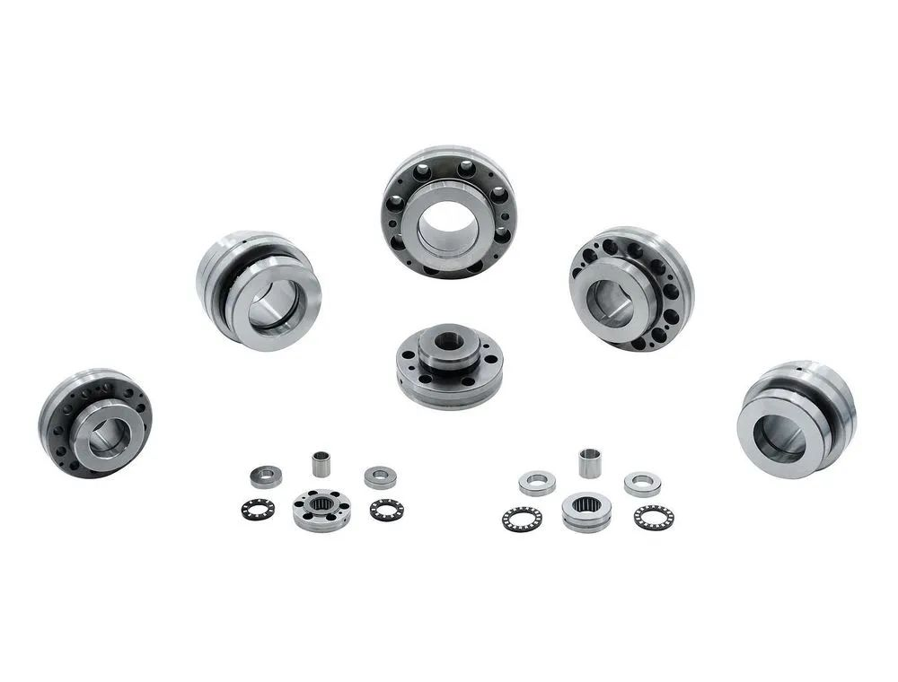 Axial/Radial Roller Bearings for Screw Drives